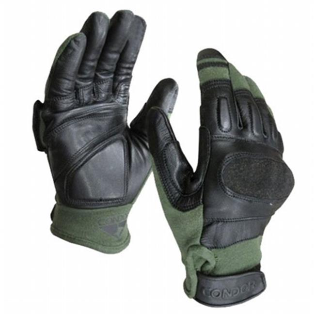 Condor Outdoor COP-220-007-00 Kevlar Tactical Glove, Sage