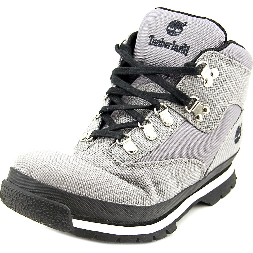 Timberland TB03693A   Round Toe Canvas  Hiking Boot