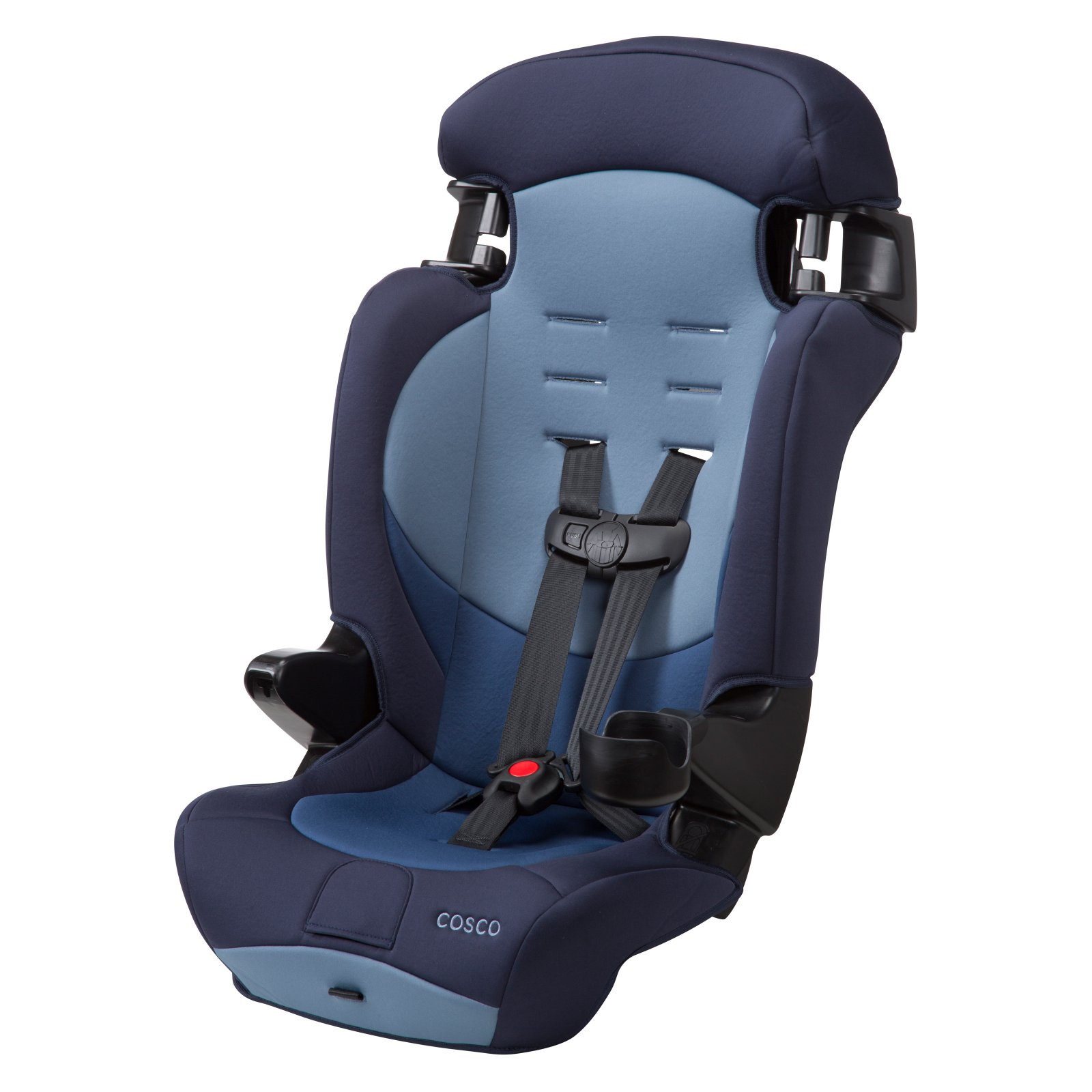 Cosco Finale DX 2-in-1 Booster Car Seat - Sport Blue