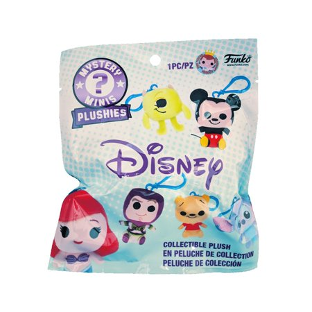 Funko Disney Mystery Minis Plushies Blind Bag Clip