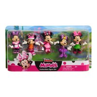 Disney Minnie Mouse Collectible Figure Pack