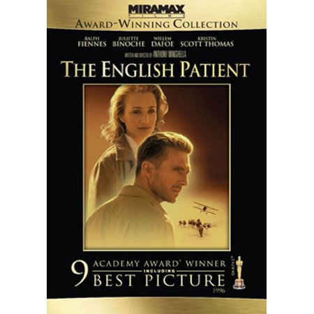 The English Patient (DVD) - Halloween Full Movie English