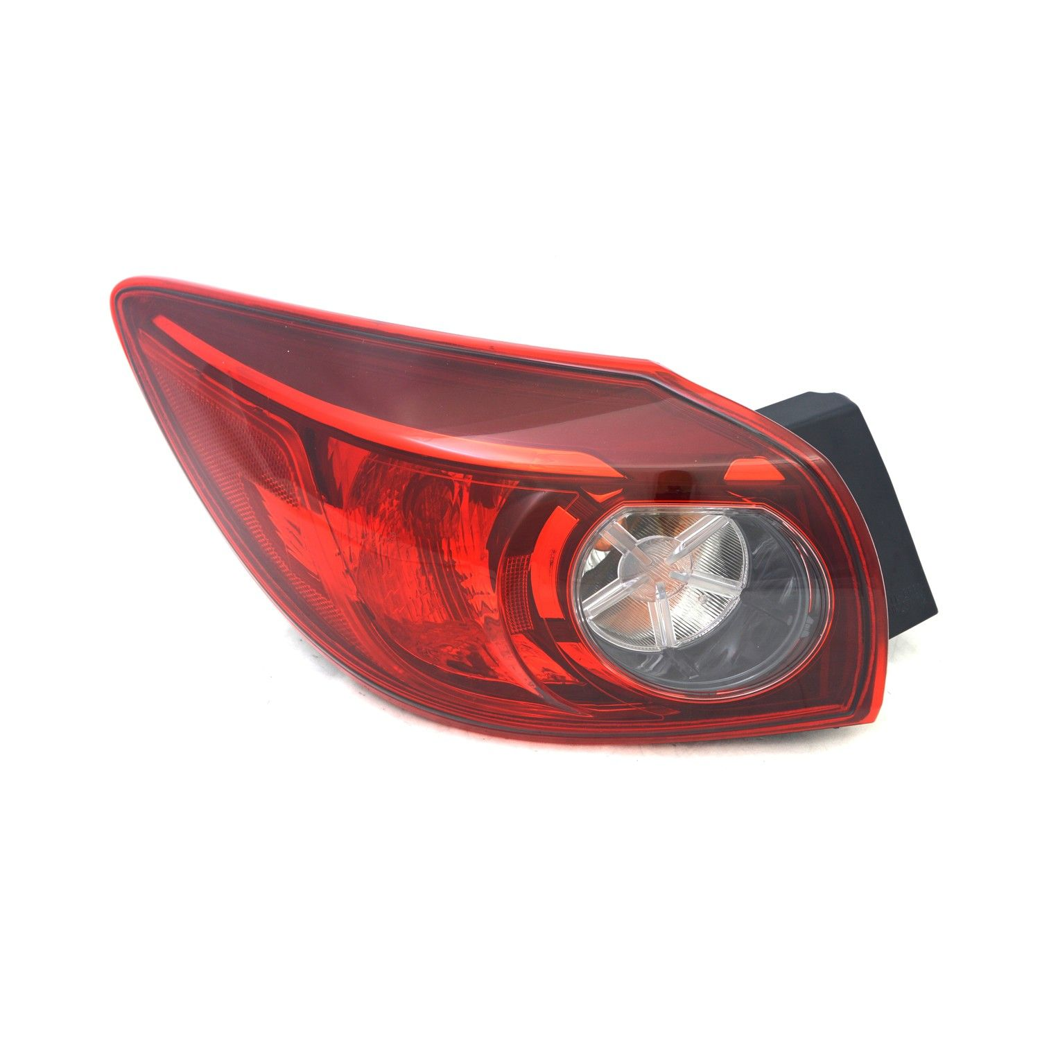 TYC 11-11748-00-1 Mercedes-Benz Replacement Left Tail Lamp