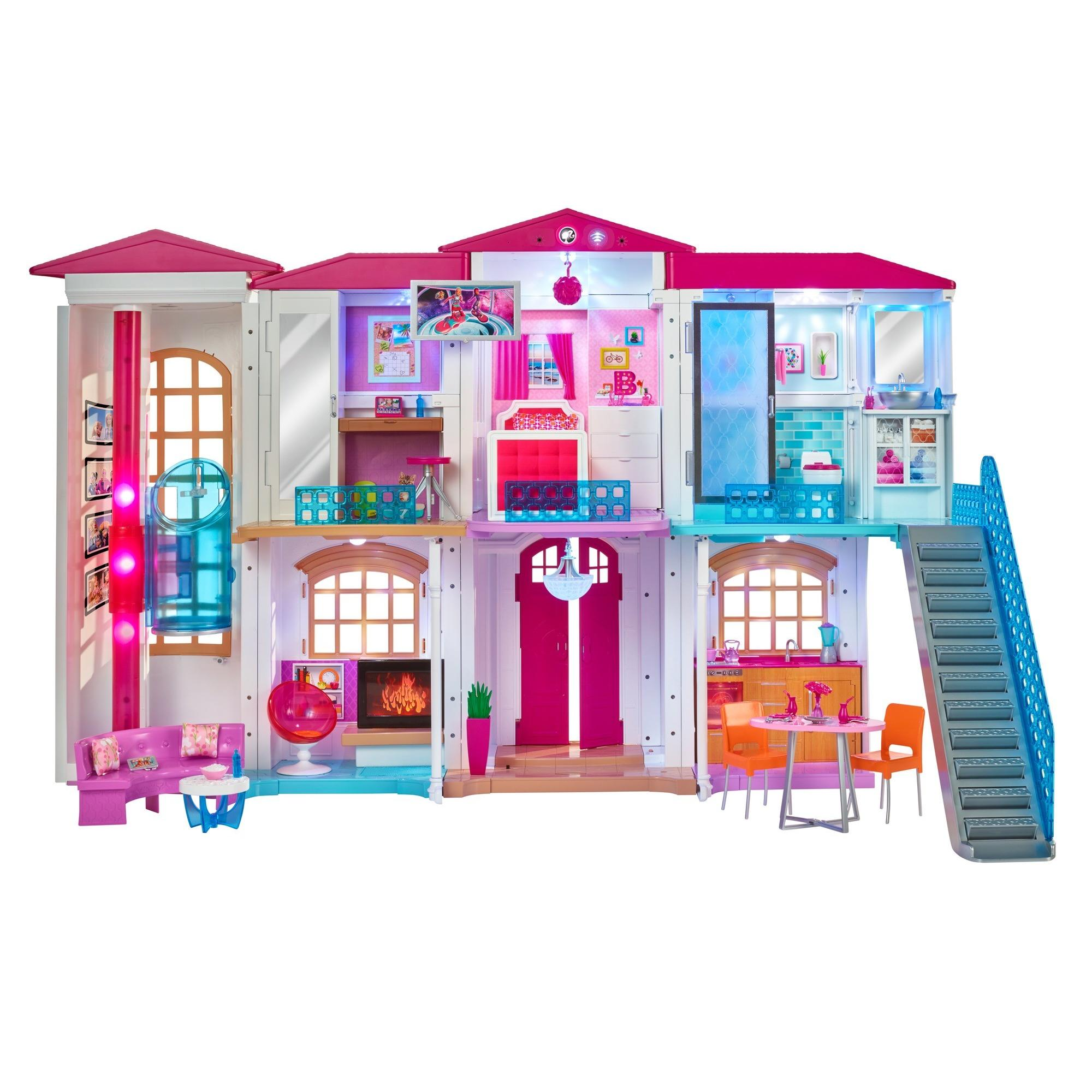 Barbie Hello Dreamhouse Rc Walmart Com