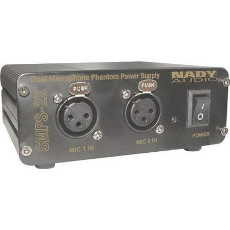 Nady 2-Channel Phantom Power Supply for SCM