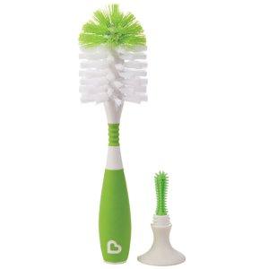 Munchkin Bristle Bottle Brush - Color May Vary