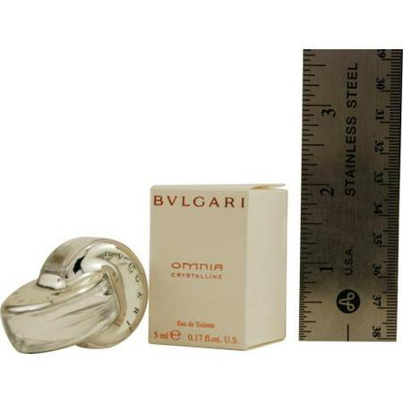 Bvlgari Omnia Crystalline Edt .17 Oz Mini By Bvlgari