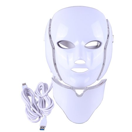 LED Face Mask Remove Acne Wrinkle Freckle Firming Skin Anti-Aging Beauty Instrument