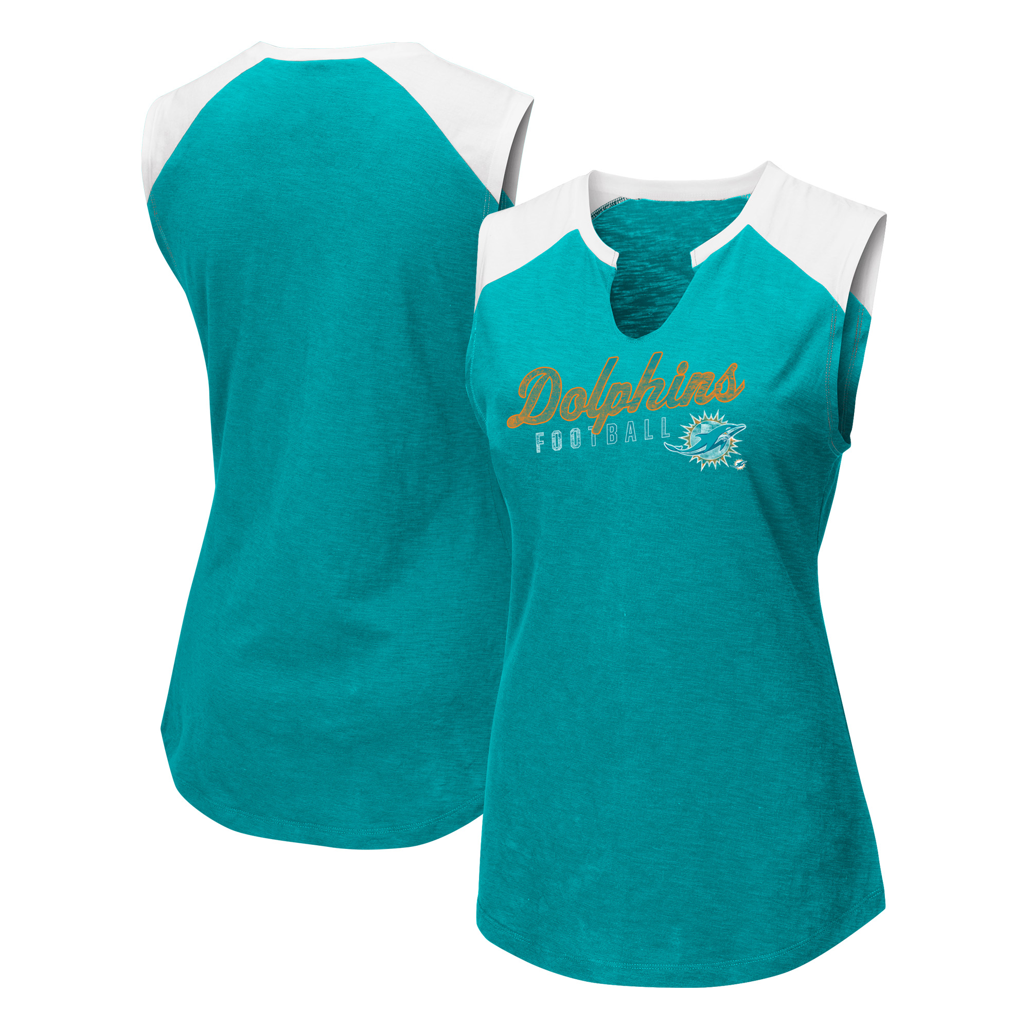 miami dolphins muscle shirt