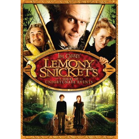 Lemony Snicket's a Series of Unfortunate Events (Other)](Family Friendly Halloween Events)