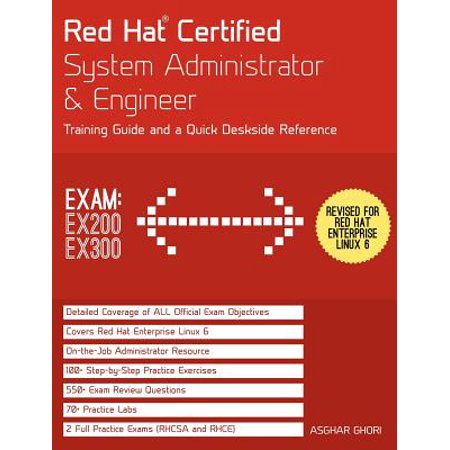 Red Hat Certified System Administrator & Engineer (RHCSA and