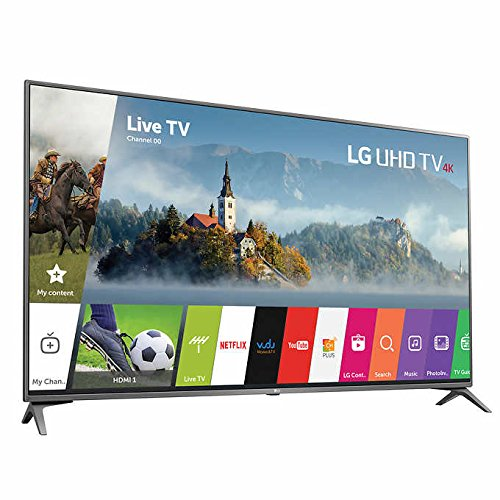 LG 49UJ6500 4K Ultra HD LED LCD TV
