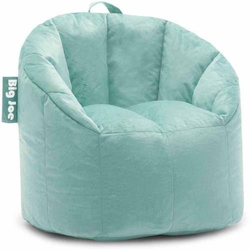 "Big Joe Milano Beanbag Chair, Multiple Colors 32"" x 28"" x 25"" by Comfort Research"