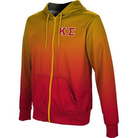 Kappa Classic Sweatshirt (ProSphere Men's Kappa Sigma Zoom Fullzip Hoodie)