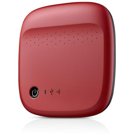 Seagate Stdc500402 500GB Wireless Network Hard Drive,
