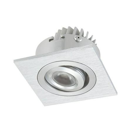 Alico LED Squared LED Under Cabinet Lighting in Aluminum