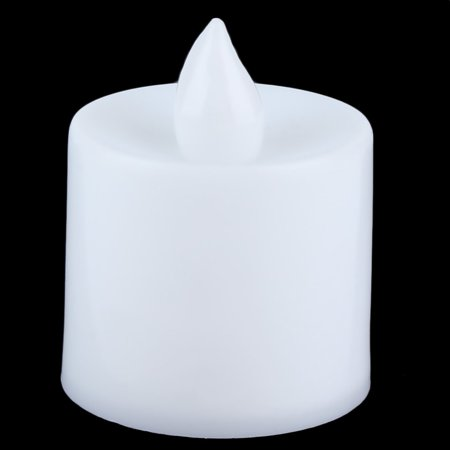Superior Romance LED Flash Flameless Candle Light Lamp for Birthday Dinner Spa Party Pub Room Decoration - image 1 of 7