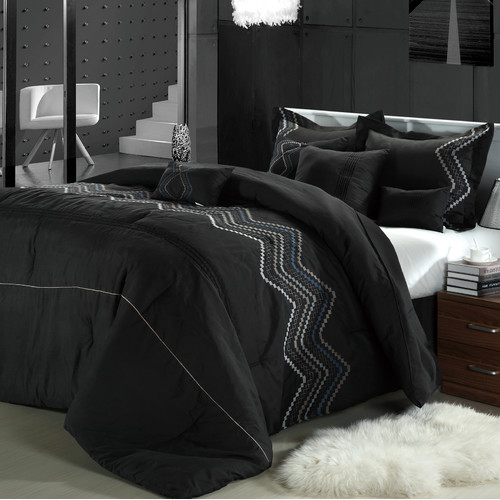 Chic Home Horizon 12 Piece Comforter Set