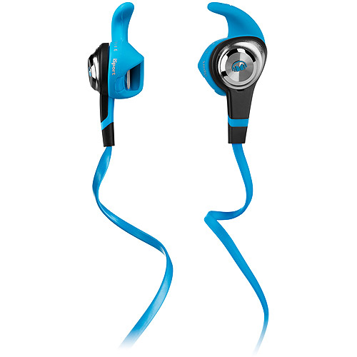 iSport Strive In-Ear Headphones, Blue