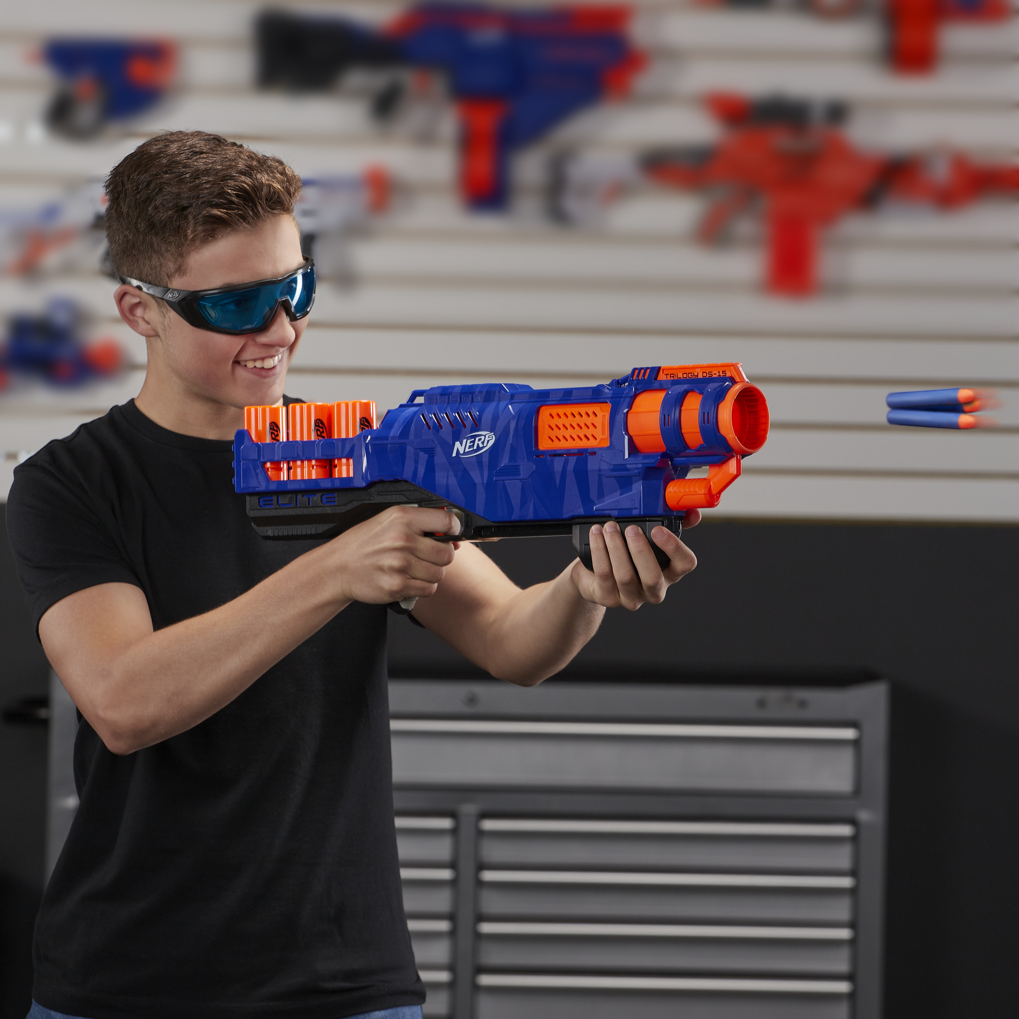 Nerf N-Strike Elite Trilogy To...