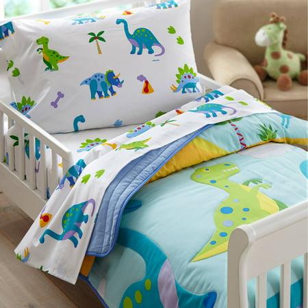 Olive Kids Dinosaur Land Toddler Bedding Comforter