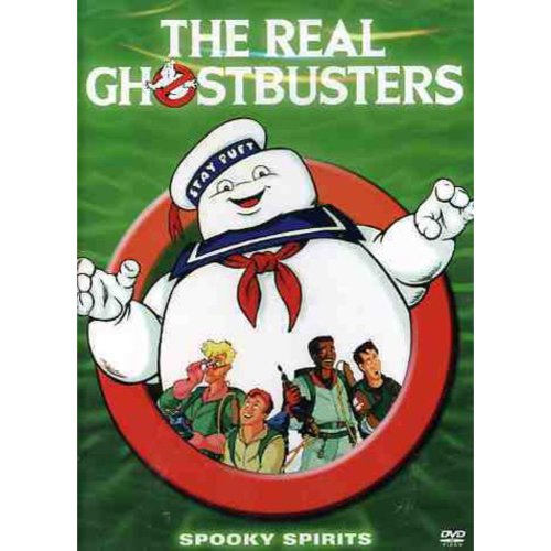 Real Ghostbusters - Spooky Spirits