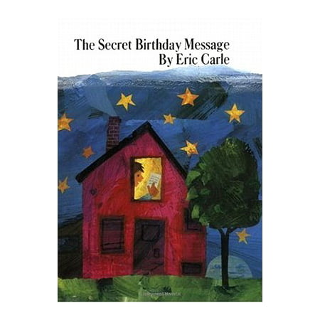 The Secret Birthday Message (Paperback) for $<!---->