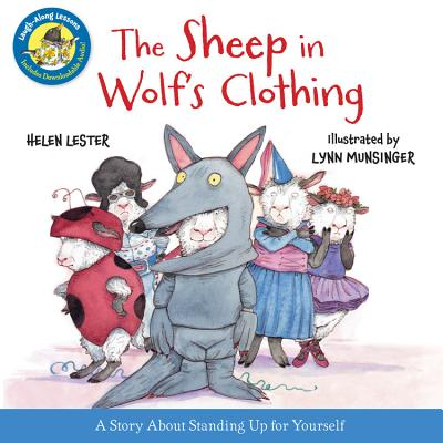 Laugh-Along Lessons: The Sheep in Wolf's Clothing (Hardcover)