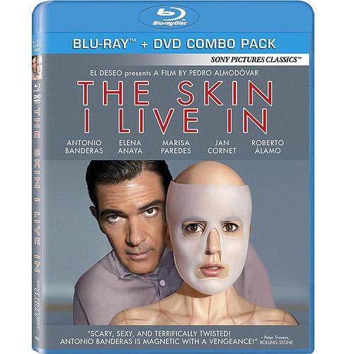 The Skin I Live In (Blu-ray + DVD) (Spanish) (Widescreen)