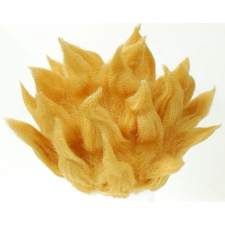 Cosplay Costume Wig Dragon Ball Z Goku Japan Ninja Anime Hair Golden - Japan Hetalia Halloween