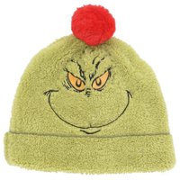 Dr. Seuss The Grinch Snowpinions Kids Winter Hat
