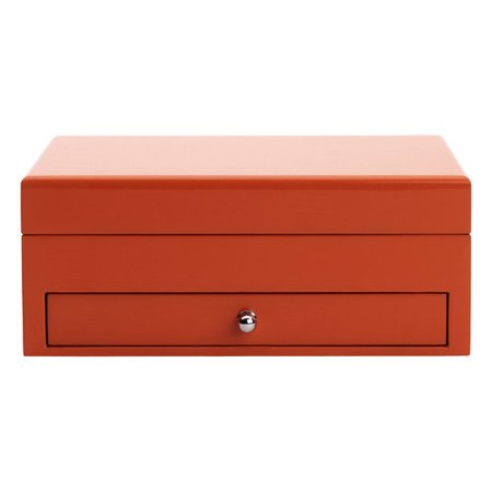 Reed & Barton* High-Gloss Jewelry Box - Poppy (Reed & Barton Box)