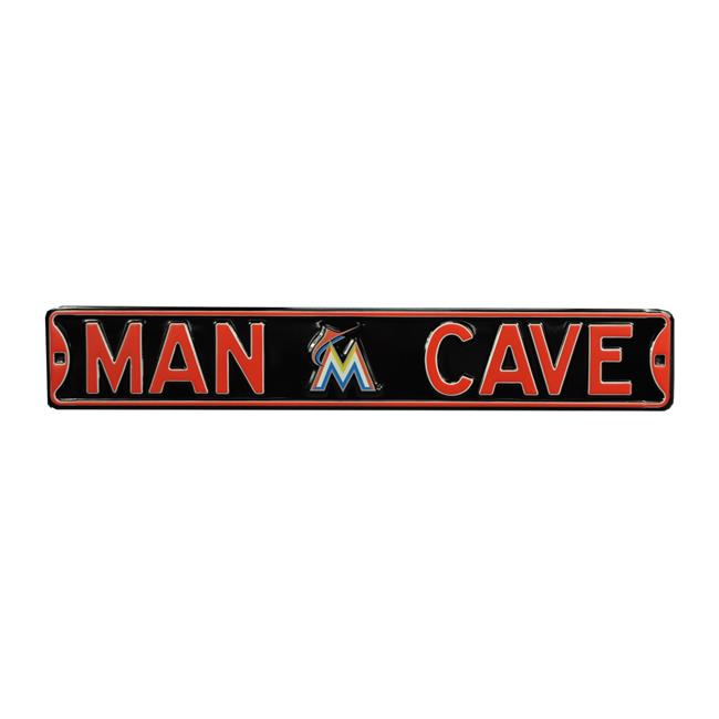 Authentic Street Signs 30236 Miami Marlins Man Cave Street Sign - image 1 of 1