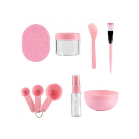 Lavaport Facial Mask Mixing Bowl Set Brush Spoon Stick Tool Set Face Care 9 in 1