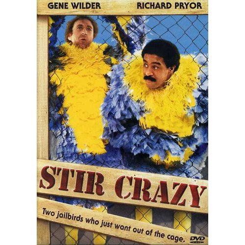 Stir Crazy (Widescreen, Full Frame)