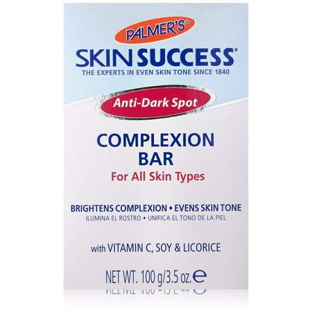 Palmer's Skin Success Eventone Anti Bacterial Medicated Complexion Bar Vitamin E, 3.5 oz Bath Complexion Discs