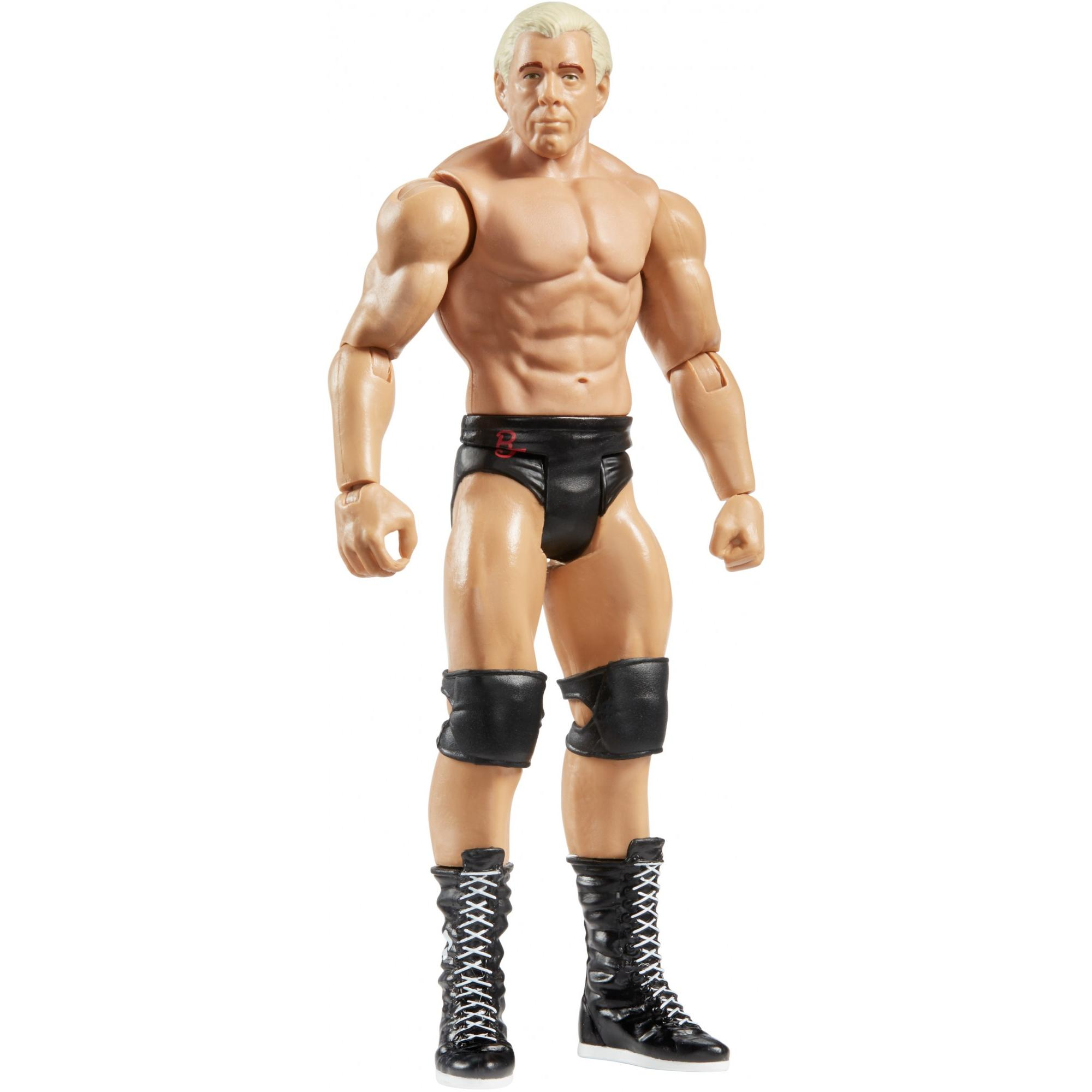 WWE Summerslam Ric Flair 6-Inch Action Figure with Authentic Details