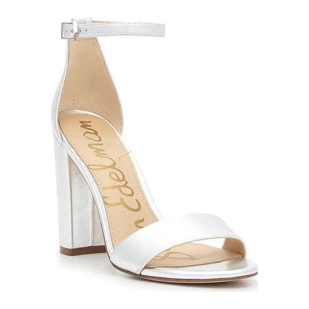 db4594eccd4502 Sam Edelman - Women s Sam Edelman Yaro Ankle Strap Sandal - Walmart.com