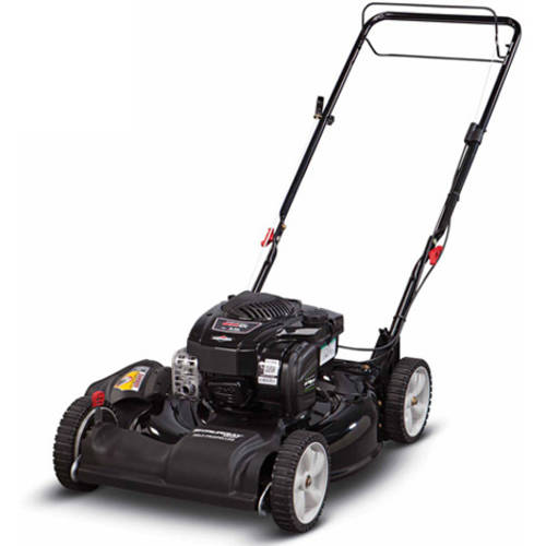 """Murray Select 21"""" Gas Self-Propelled Lawn Mower with Side Discharge and Mulching"""