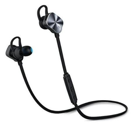 mpow wolverine bluetooth 4 1 wireless sports headphones in ear running joggin. Black Bedroom Furniture Sets. Home Design Ideas