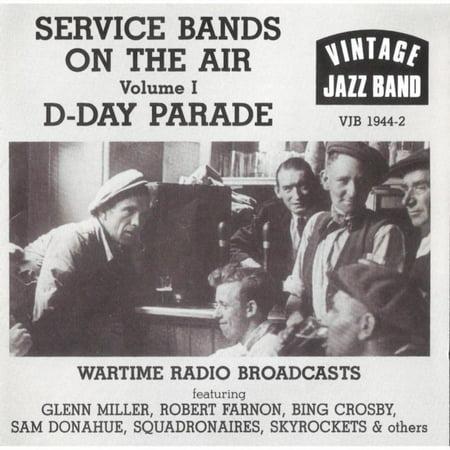 Parade Band (SERVICE BANDS, VOL. 1: D-DAY PARADE )