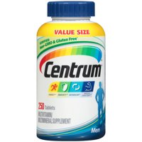 Centrum Adult Men Multivitamin Tablets, 250 Ct