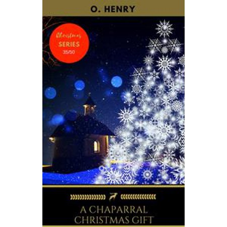 A Chaparral Christmas Gift - eBook