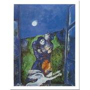 Paysage AuxPapillons by Salvador Dali 9.5x12 Art Print Poster