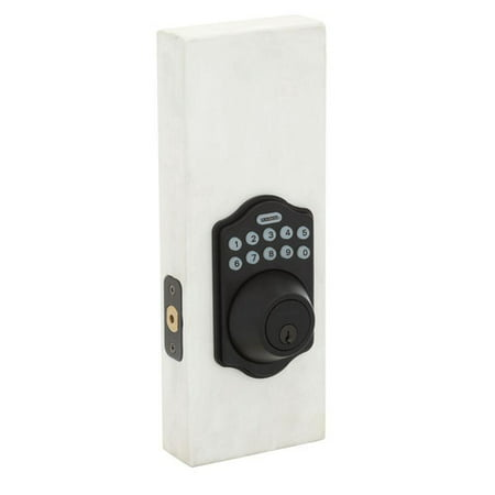 LockState Keyless Electronic Deadbolt Lock