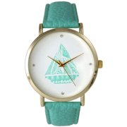 Patterned Sailboat Watch