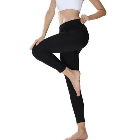 1b44d3fc08eec Sexy Dance - Fashion Women Compression Slim Fitness Pants Pockets Running Sports  Gym Yoga Tights Scrunch Leggings - Walmart.com