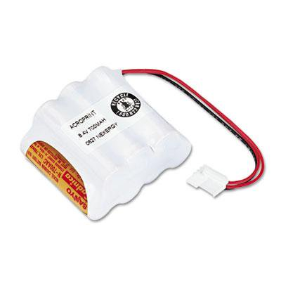 Acroprint Backup Battery for Model ES900 and ES1000