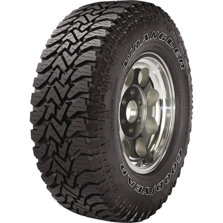 Goodyear Wrangler Authority Tire LT265/75R16E