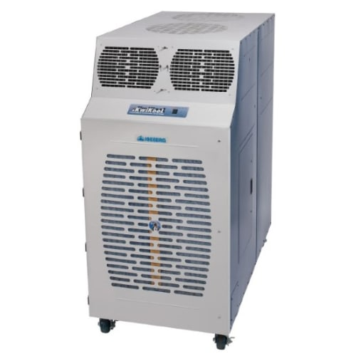 KwiKool KIB12043 Iceberg 120,000 BTU 470 Volt Air Cooled Commercial Portable Air